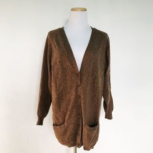 United Colors of Benetton Wool Cardigan Sweater